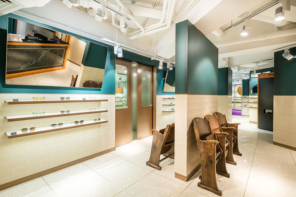 c73a1504e8e Gentle Monster HONG KONG Flagship Store