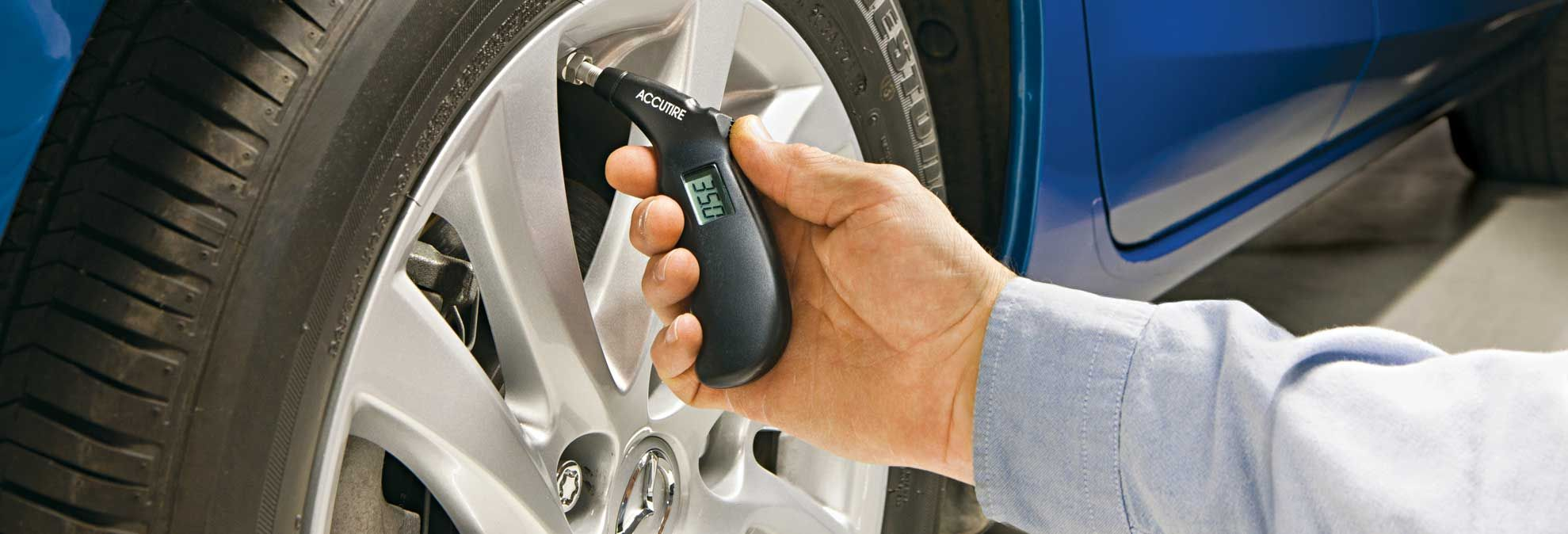 Shopping for a tire pressure gauge? Read about types