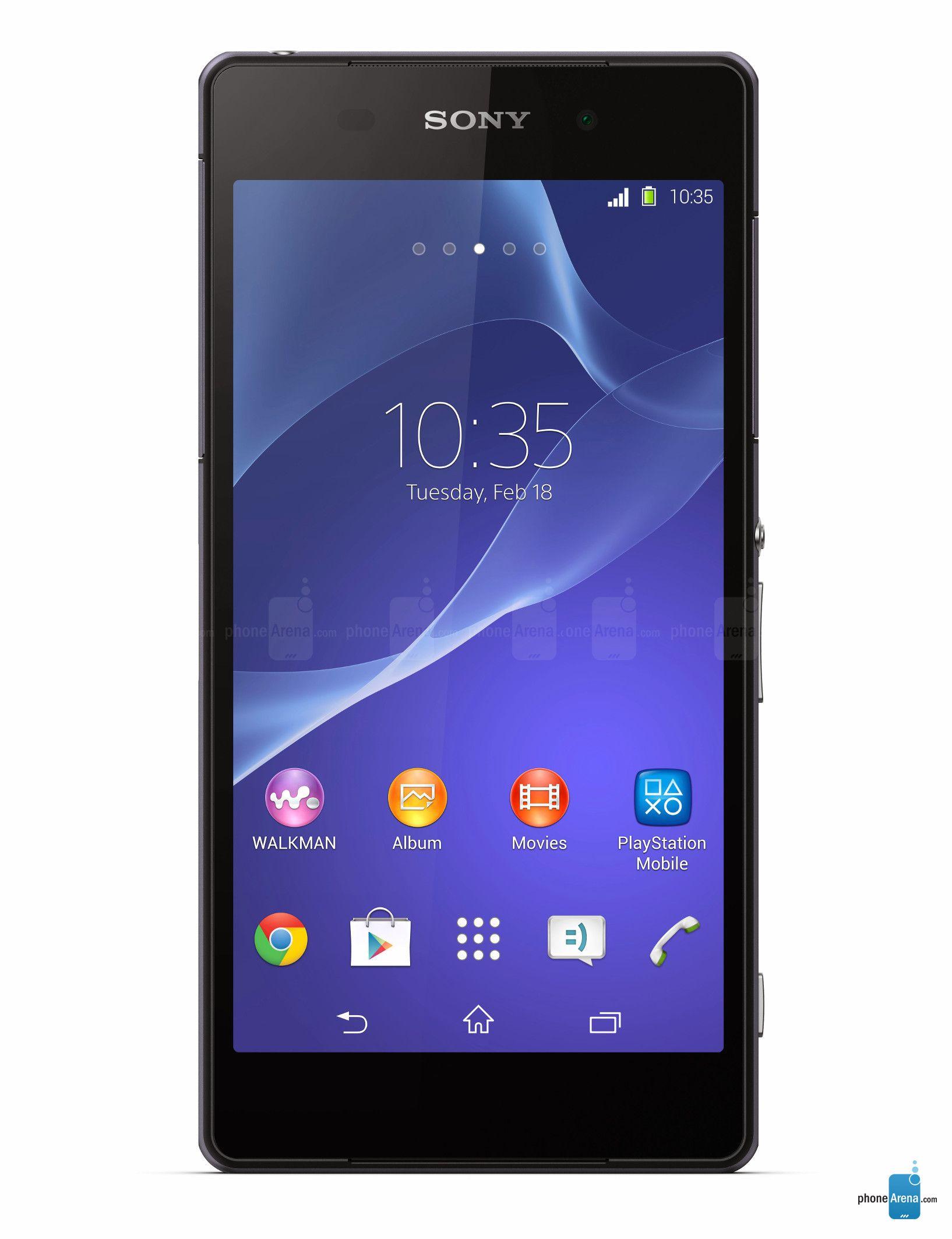 3 Store Samsung Sony Xperia Z2 £509 99