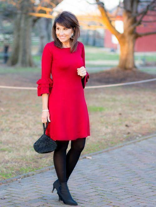 womens fashion over 40 middle aged #whattowearover40fashionover40clothes #WomensFashionEdgy