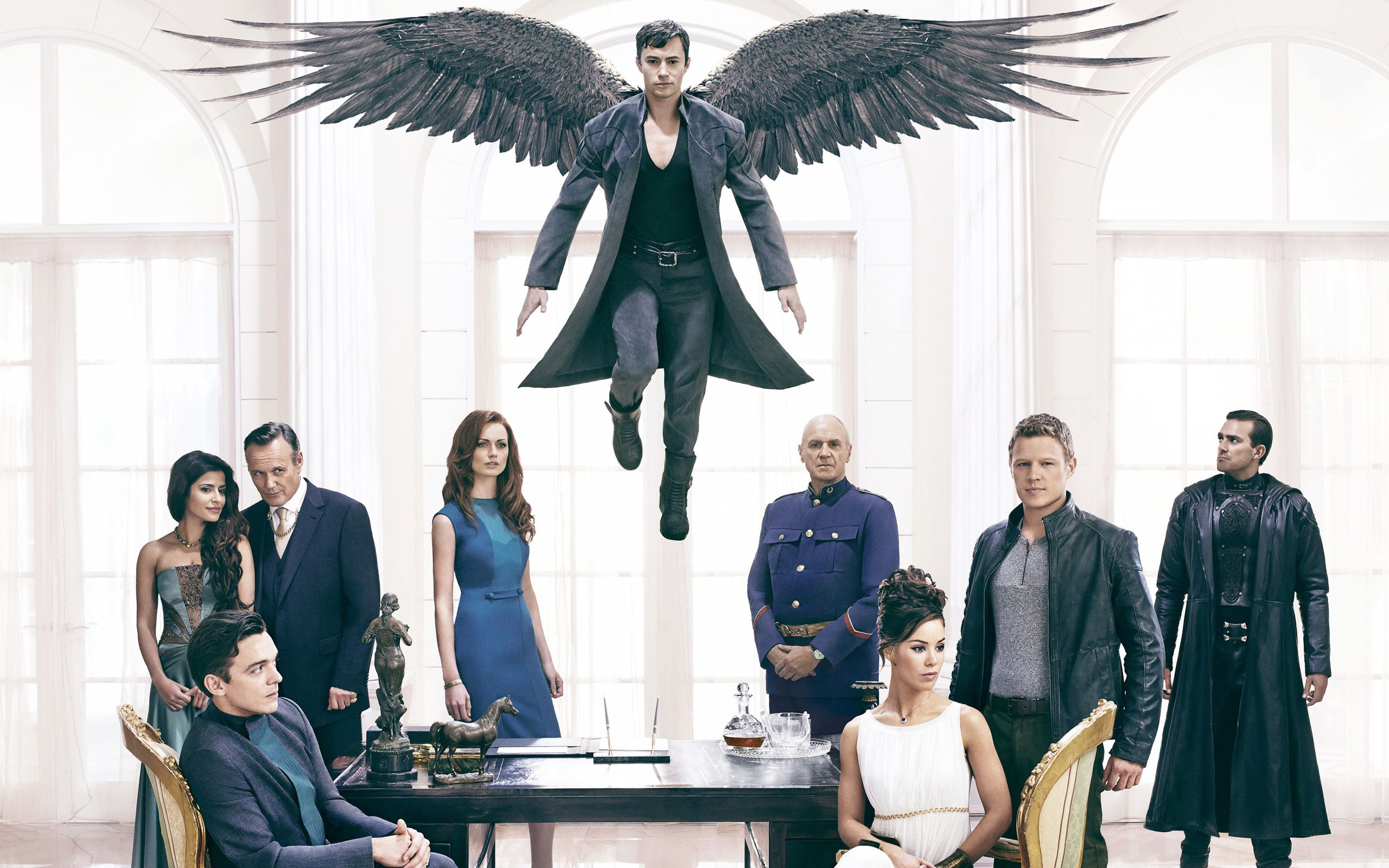 Dominion tv series #latest #wallpapers #Dominion | Movies ...