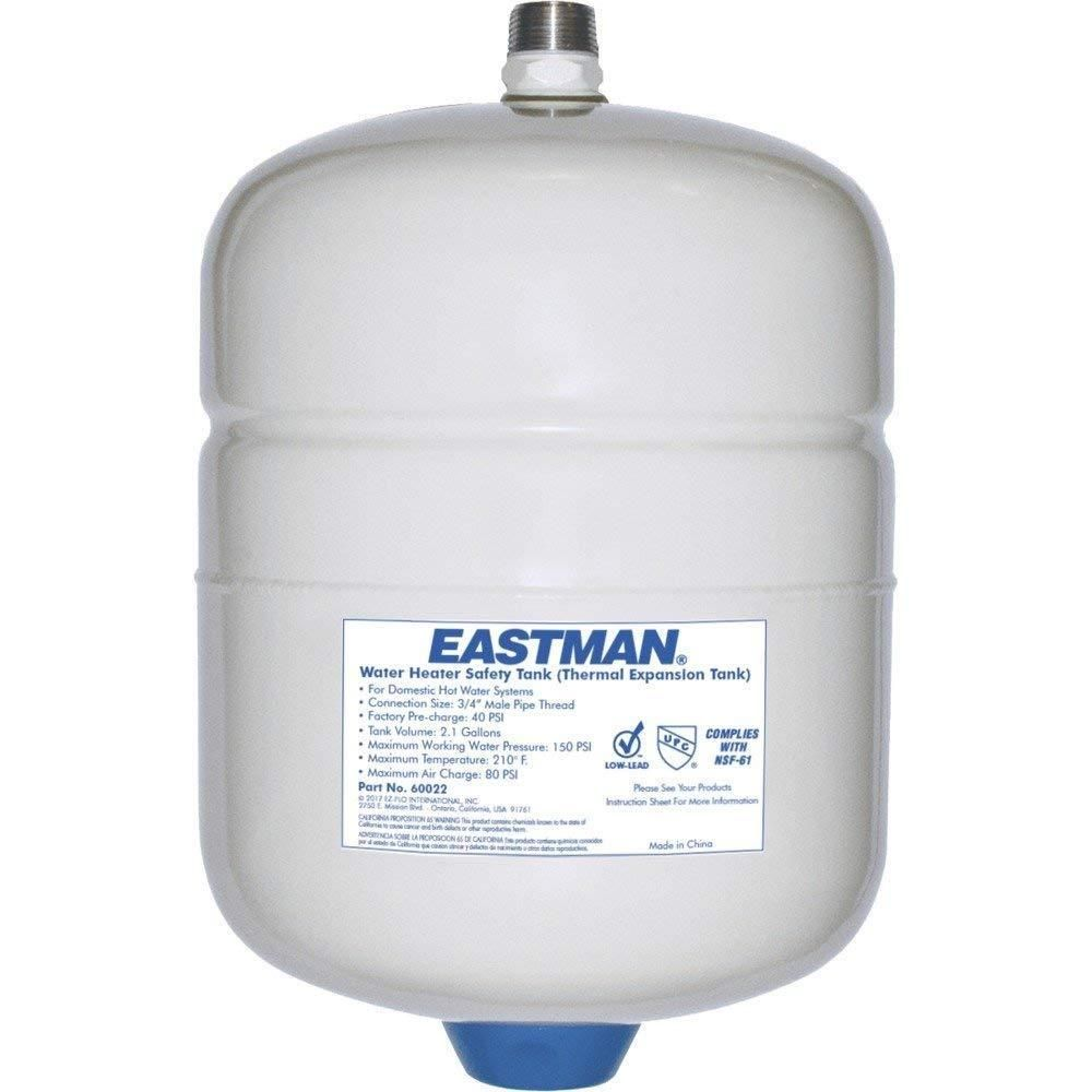 Water Heater Thermal Expansion Tank Butyl Rubber Diaphragm 304 Stainless Steel Eastman Thermal Expansion Water Heater The Expanse