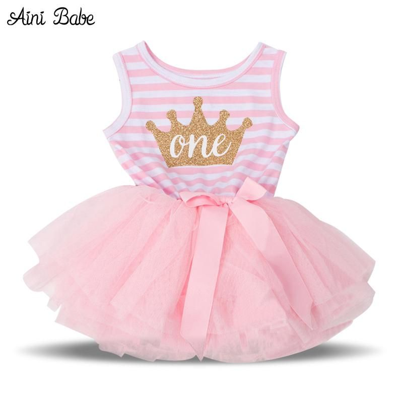 03bd464d9954 Department Name  Baby Gender  Baby Girls Model Number  infant party costume  Dresses Length  Knee-Length Brand Name  Aini Babe Pattern Type  Letter Fit   Fits ...
