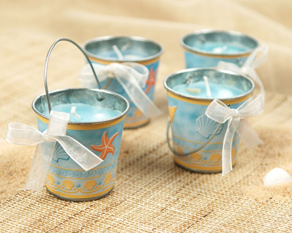Getting Married At Beach Wedding Favor Ideas