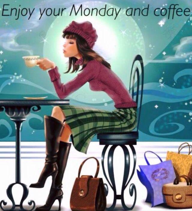 Monday 'n Coffee