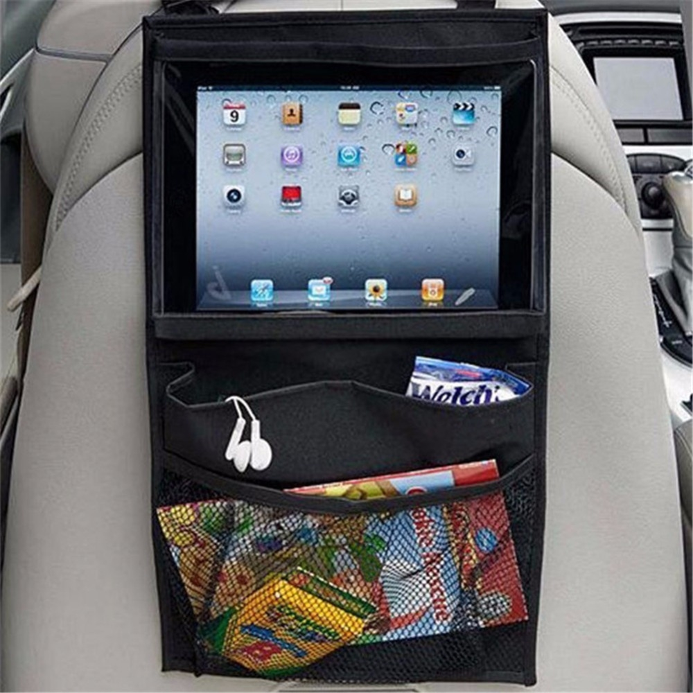 Car hanging toys   Buy here  X Universal Car Organizer Back seat Tablet PC