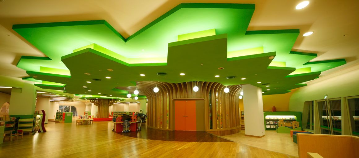 The Childrens Library Central Taichung Taiwan
