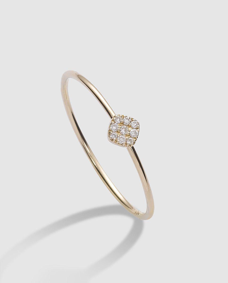 2105631fae00 Anillo mujer diamantes El Corte Inglé