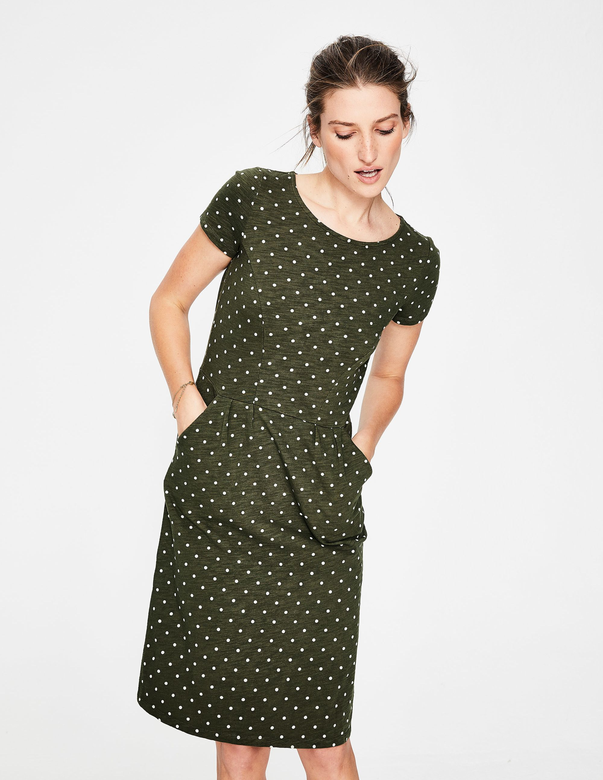 63aeb4403bf60 Phoebe Jersey Dress J0148 Day Dresses at Boden | Wear to Work in ...