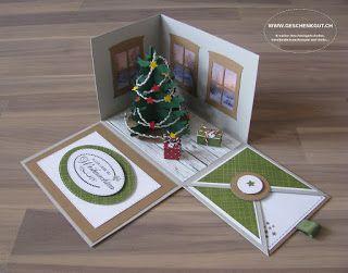 berraschungsbox explosionsbox weihnachten geschenke unter dem weihnachtsbaum geschenkgutschein. Black Bedroom Furniture Sets. Home Design Ideas