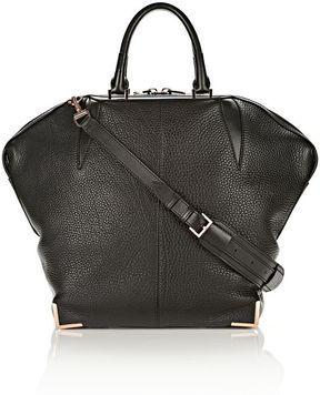 fe9f07761 Large Emile In Soft Black With Rose Gold on shopstyle.co.uk | Black ...