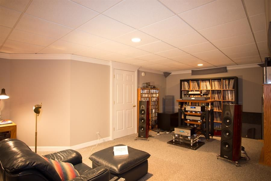 Man Cave Music Room : Home music listening room the beauty of a