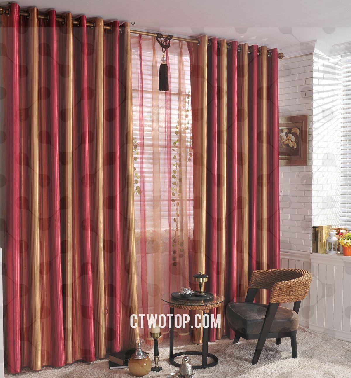 10 Ravishing Living Room Curtains Neutral Ideas Curtains Living Room Brown Curtains Red Curtains #red #and #grey #curtains #for #living #room