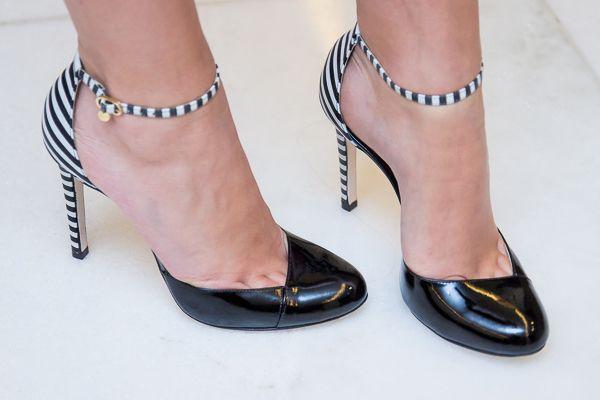 stripped, blackandwhite-guilherminashoes scarpin Blog da Laporte - Moda | Laporte Calçados