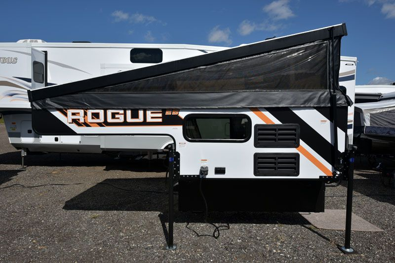 Tcm Exclusive Palomino Rv Launches Rogue Line Pop Up Truck
