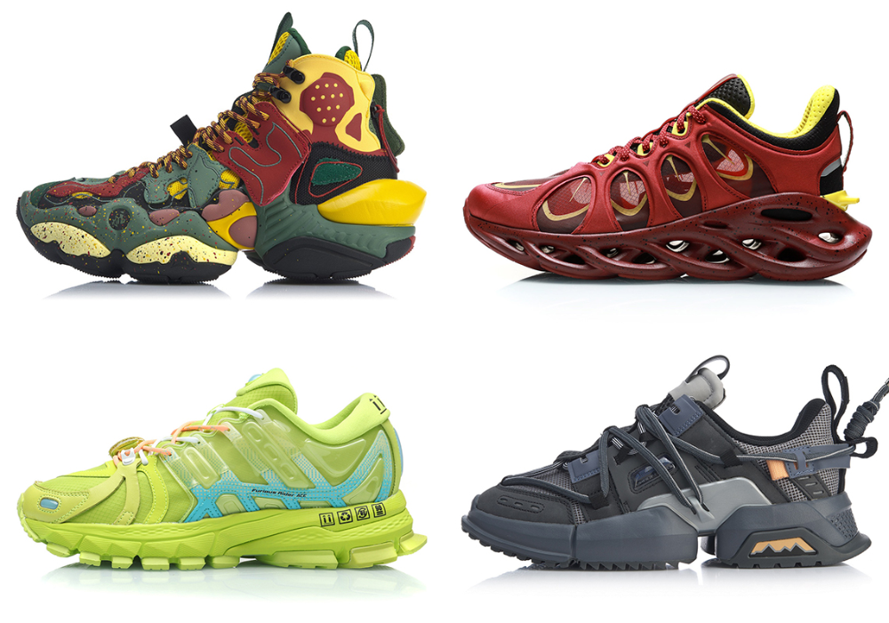 LiNing Autumn 2019 Footwear Release Info Footwear