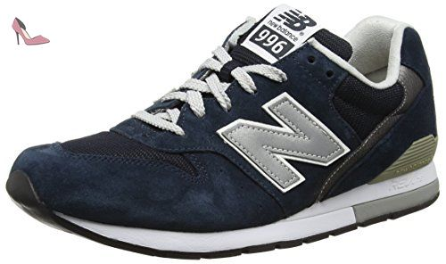 New Balance Revlite 996, Baskets Basses Homme, Bleu (Navy), 42.5 EU