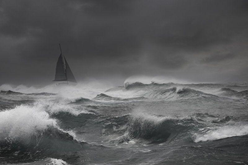 voilier dans la temp te temp te en mer pinterest tempete tempete en mer et voilier. Black Bedroom Furniture Sets. Home Design Ideas