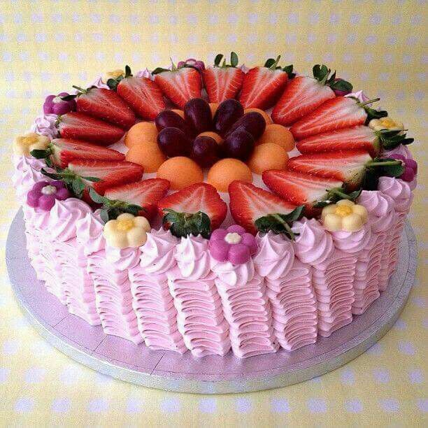 Pin by p s on Fruit Cake Decorations Pinterest Fruit cakes and Cake