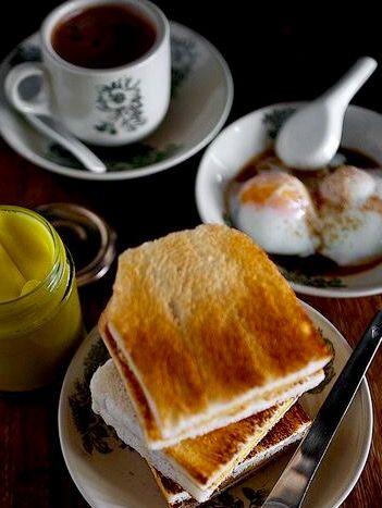 Hainanese Breakfast Nyonya Food Food Malaysian Food