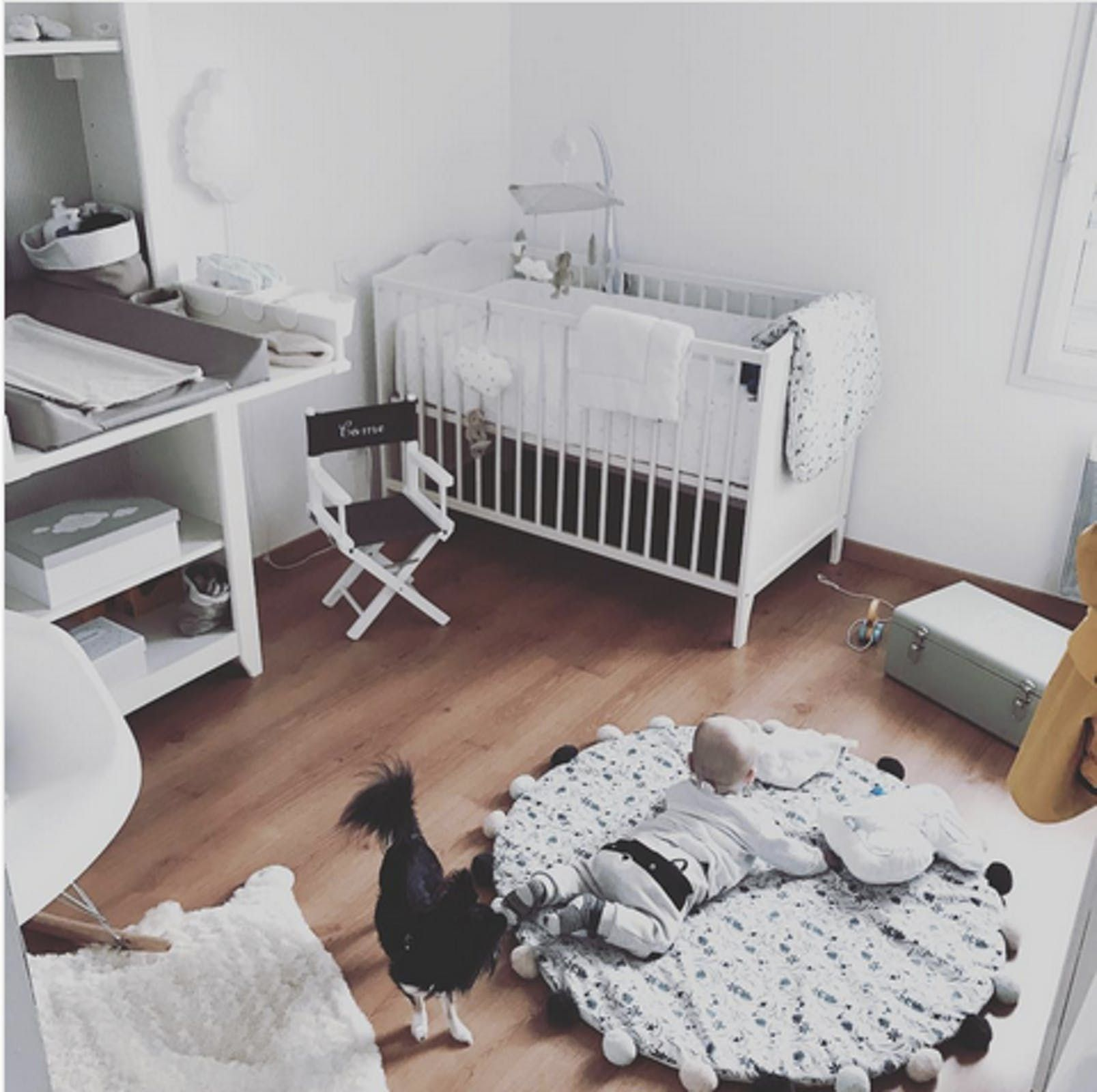 12 idées pour décorer la chambre de bébé cet hiver en 2018   Chambre ...