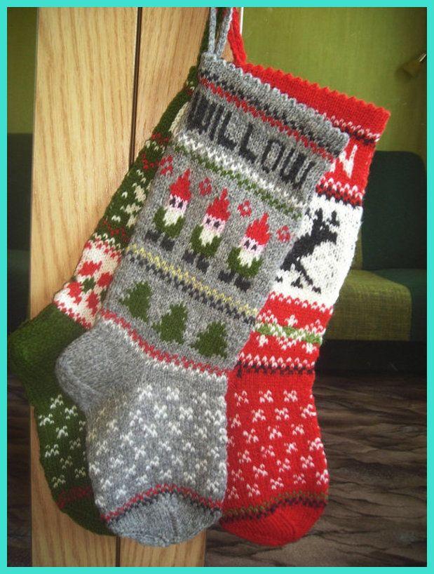 Christmas Stocking] Cross Stitch Christmas Stocking Kits -- Be sure ...