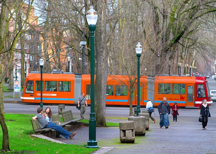 South Park Blocks - Portland State University