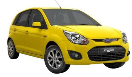 Launched Last Month In India The Facelift Version Of Ford S Small