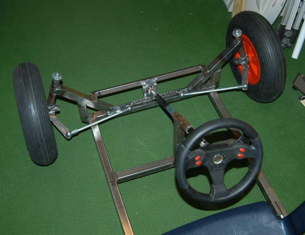 Resultado de imagen para go kart steering system Coches