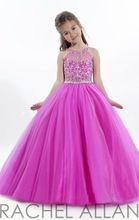0261ae995710 Lovely ball gown 10 year olds girls party dress