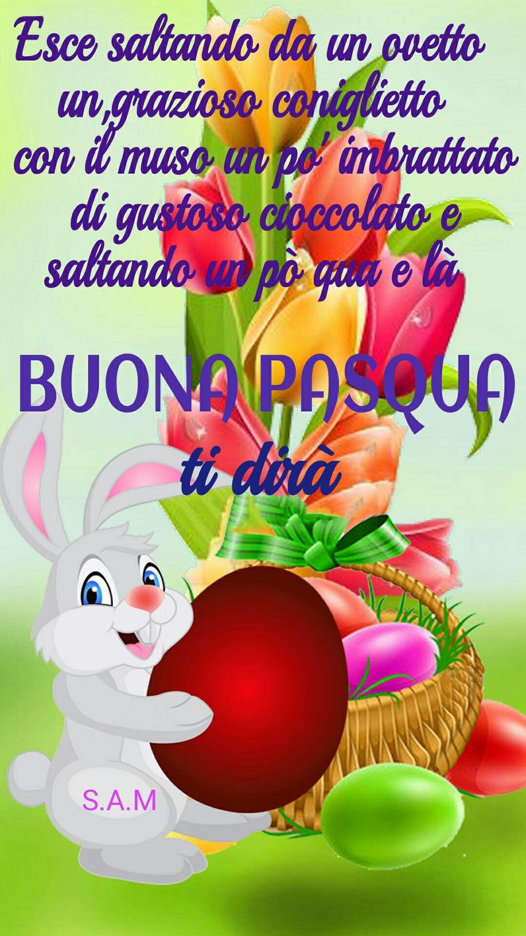 Frasi Di Auguri Di Pasqua Pasqua Cartolina Di Pasqua