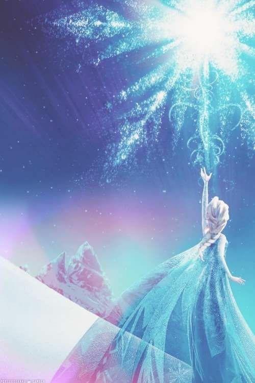 Let It Go Disney Wallpaper Elsa
