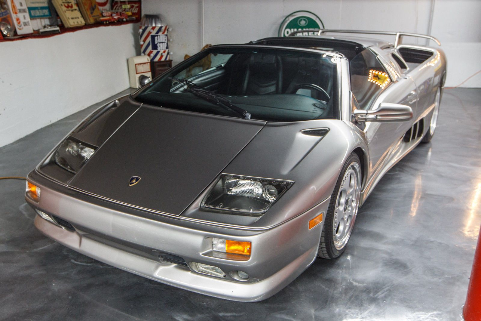 Lamborghini Diablo Roadster Vt 1999 Lamborghini Diablo Vt Roadster