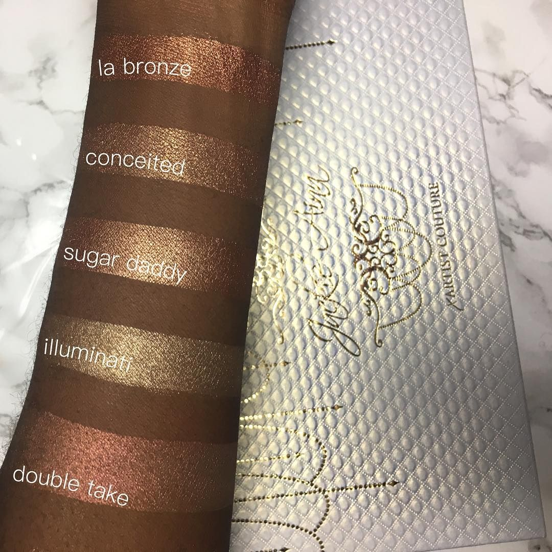 Artist Couture X Jackie Aina Artist couture highlighter