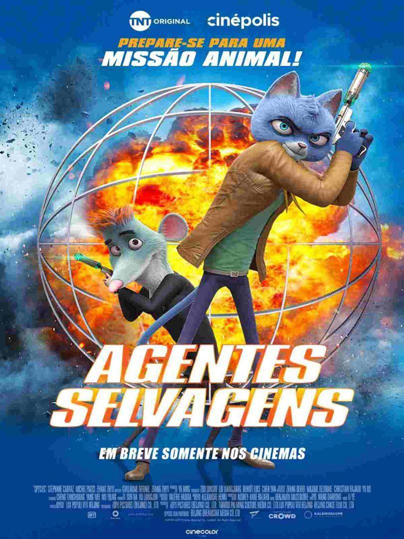 Spycies Agentes Selvagens Ver Filme Online