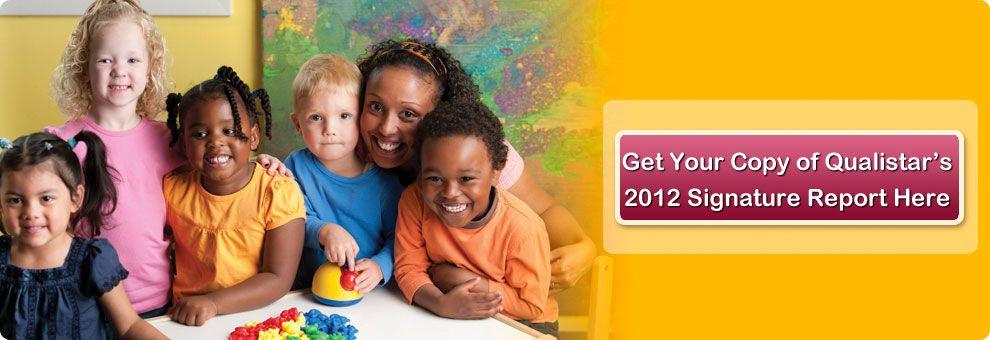 Qualistar Colorado Organization websites, Children, Colorado
