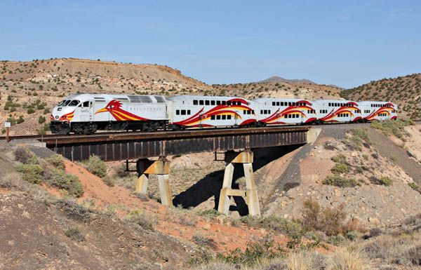 Albuquerque To Santa Fe >> The Rail Runner The Cheap Efficient Scenic Way To Get From