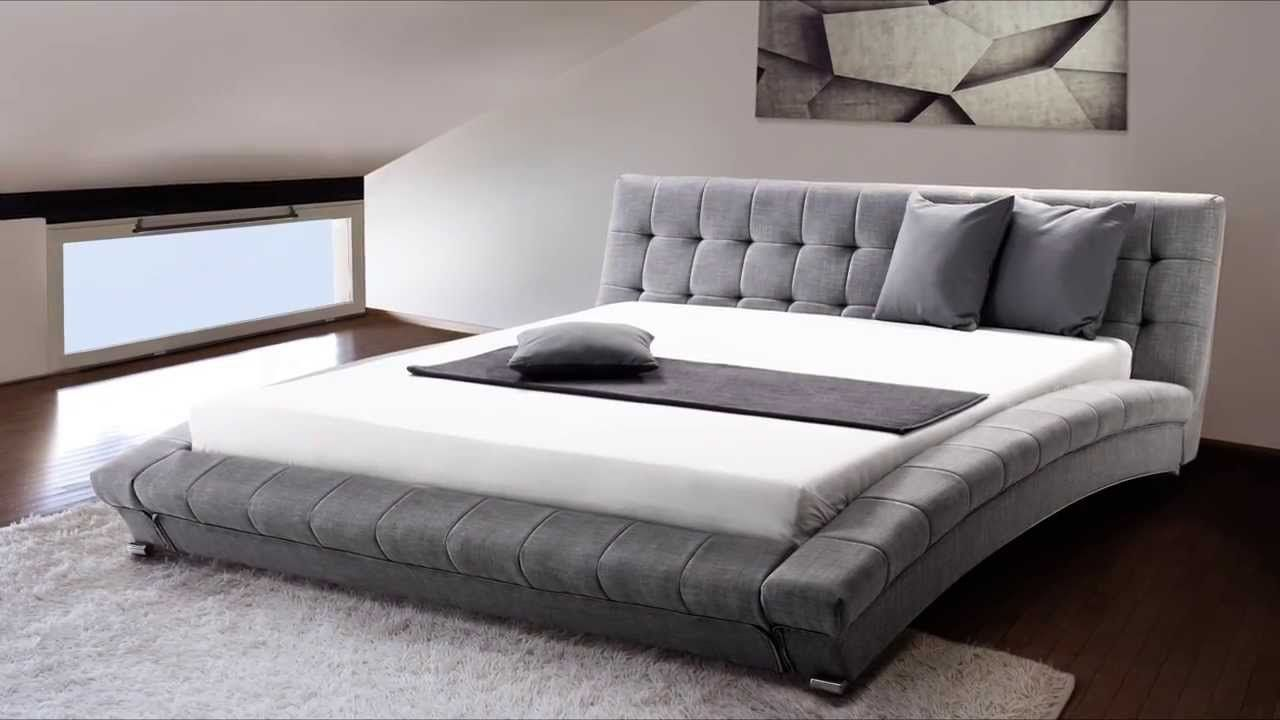 how big is a king size bed frame
