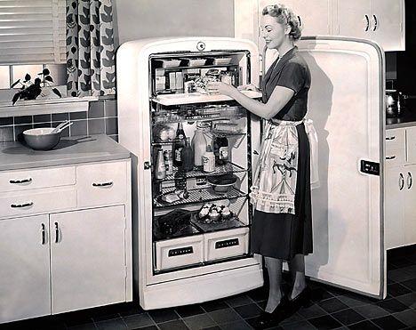Modern Kitchen (ha!)