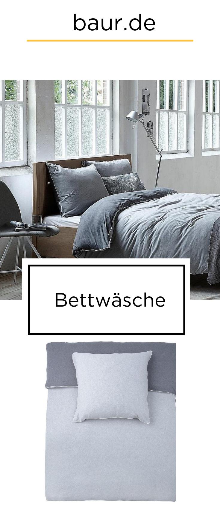 Wendebettwäsche »Birger«, Walra in 2019 | Bettwäsche | BAUR | Bunte ...