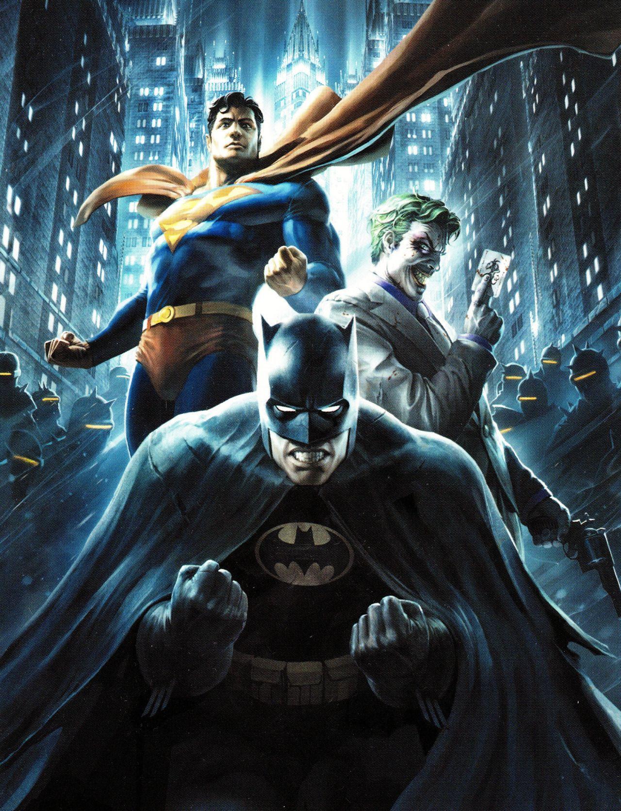 Batman the dark knight returns animated series bonus