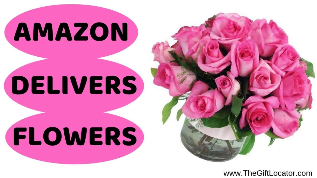 Did You Know You Can Get Flower Delivery On Amazon I Had No Idea So If You Re Wondering Where To Buy Valent Flower Delivery Amazon Flowers Flowers Delivered