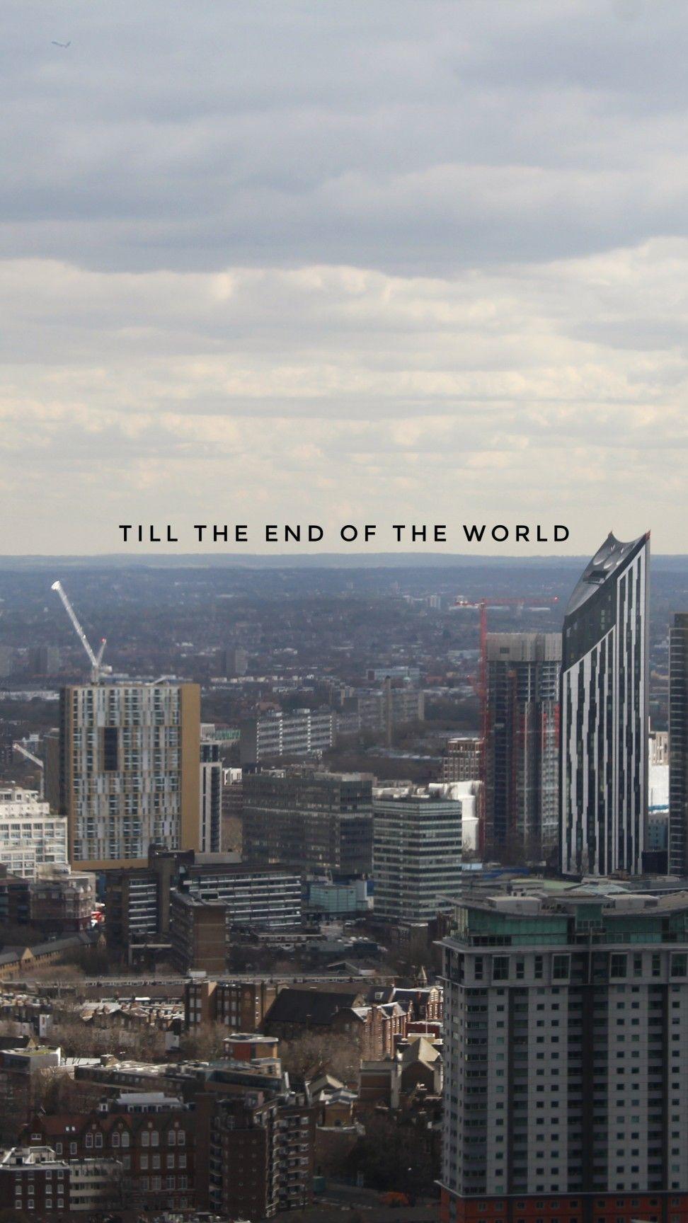 Till The End Of The World Wallpaper Tilltheendoftheworld