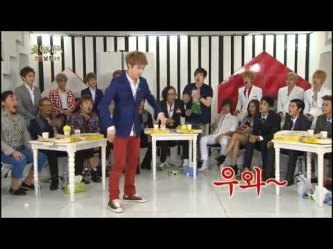 130921 불후의명곡 엑소 레이&카이 댄스 / EXO - Lay&Kai Dance Cut