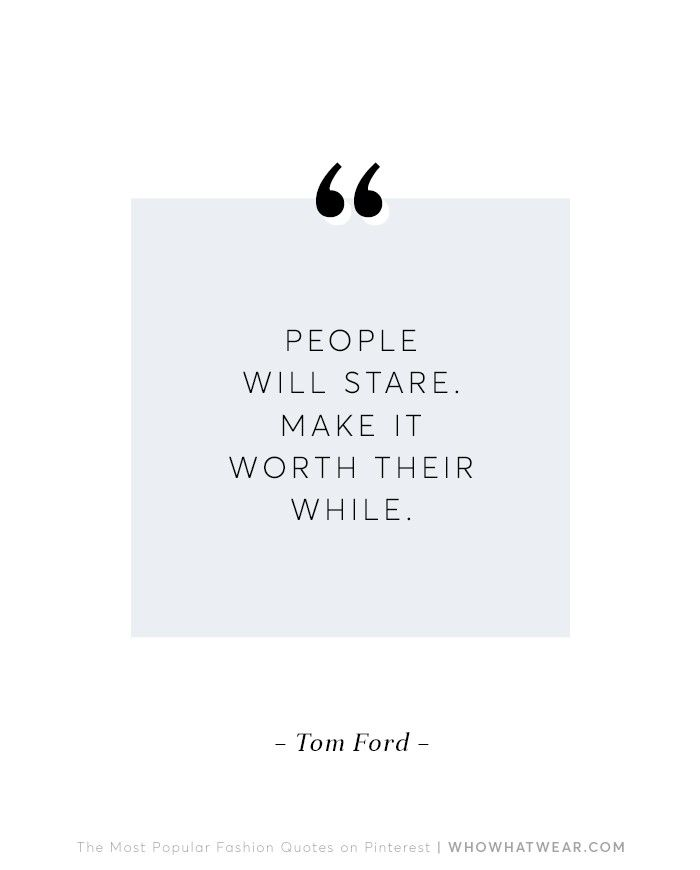 Pinterest Quotes | The 10 Most Popular Fashion Quotes On Pinterest Words To Live By