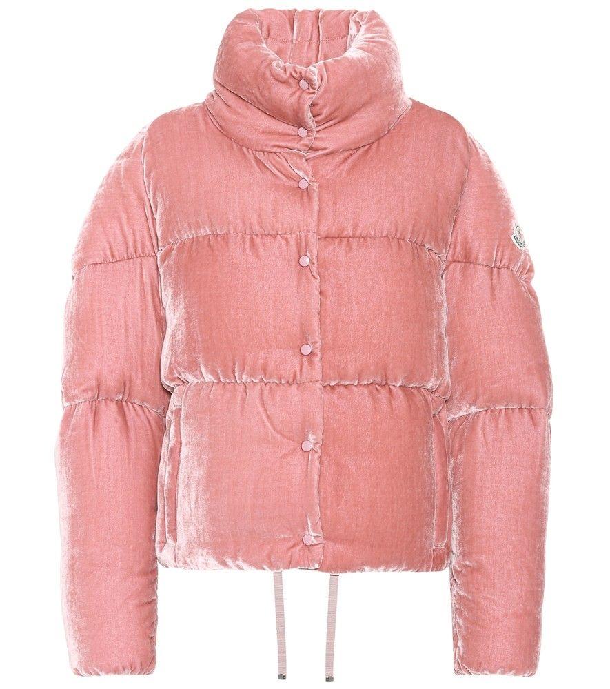 Moncler Abrigos Oversize rosa