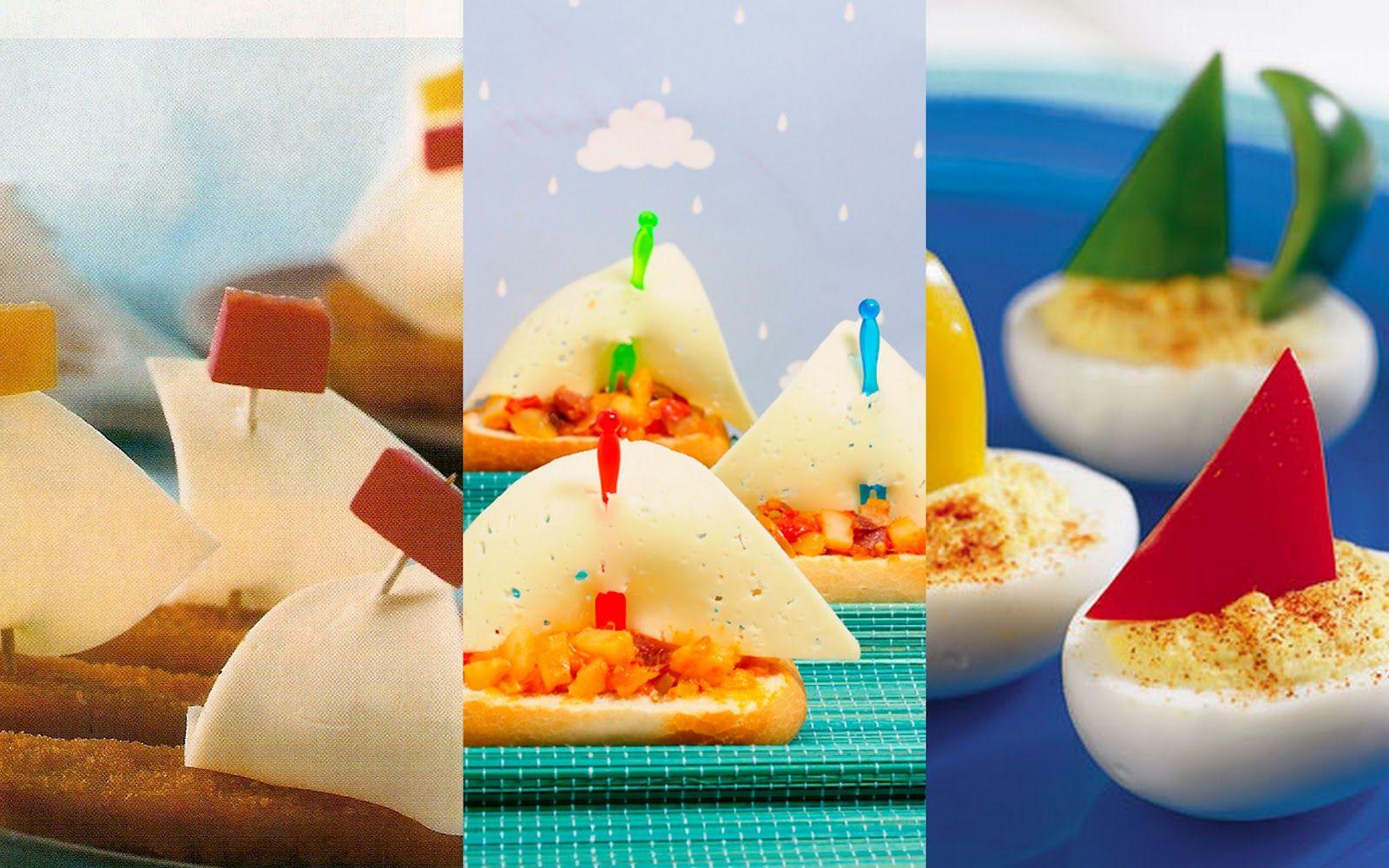 Fiestas con encanto ideas f ciles y divertidas de comida - Fiestas infantiles ideas ...