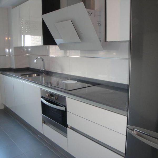 fotos de muebles de cocina en valladolid   cocina   Cocinas ...