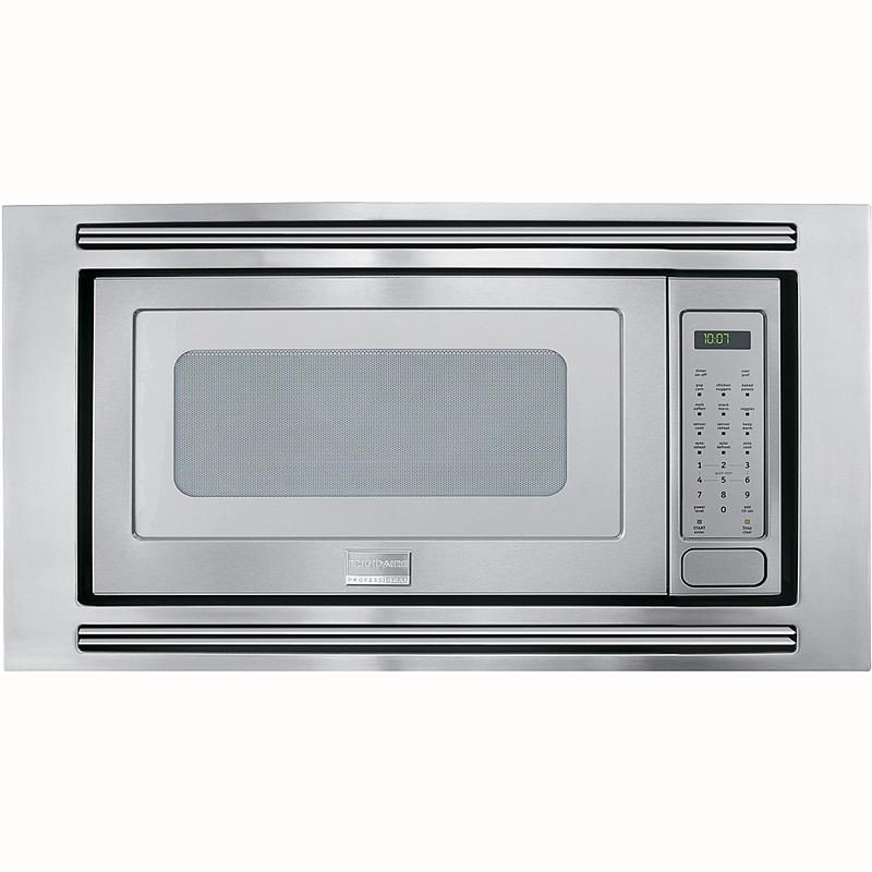 Incroyable Frigidaire Professional Series Built In Microwave Cu.