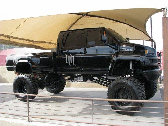 Chevy C4500 Topkick On 46s Man I Want One Trucks Cool Trucks Trucks Lifted Diesel